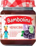 Пюре Bambolina Чернослив 100 г 4813163001939