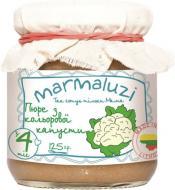 Пюре Marmaluzi Цветная капуста 125 г 4779034140827