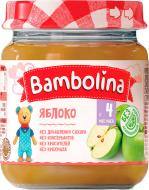 Пюре Bambolina Яблоко 100 г 4813163001946