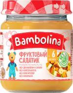 Пюре Bambolina Фруктовый салатик 100 г 4813163001854