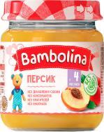 Пюре Bambolina Персик 100 г 4813163001915