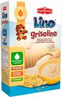 Каша безмолочная Lino Grisolino Манная со вкусом ванили 3850104230035 200 г