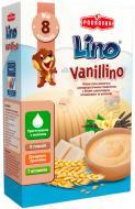 Каша молочная Lino Vanillino Пшеничная с белым шоколадом и ванилью 3850104251917 200 г