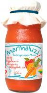 Сік Marmaluzi Морквяно-яблучно-гарбузовий 200 мл 4779034140360