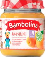 Пюре Bambolina Абрикос 100 г 4810821023982