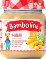 Пюре Bambolina Банан 100 г 4810821023975