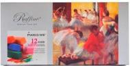 Пастель суха Raffine fine art,7300-12CB,TM Marco 12 кольорів