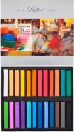 Набір сухої пастелі Raffine fine art,7300-24CB,TM Marco 24 кольорів