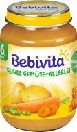 Пюре Bebivita Овочеве асорті 190 г 4018852101116