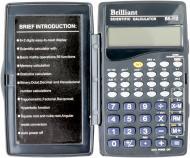 Калькулятор BS-112 науковий 73*120*12 мм BRILLIANT