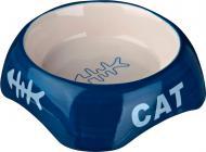 Миска Trixie CAT кераміка d13 см 200 мл