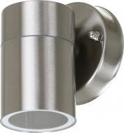 Світильник вуличний настінний Expert Light Hudson ELNX-SS120A-W GU10 35 Вт IP44 хром