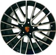 Диск колісний REPLICA PORSHE-PO014 BMF10,5 R 20 5x130 ET 64 DIA 71,6