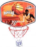 Баскетбольний щит з кільцем Joerex BA28556 60 см