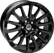 Диск колісний REPLICA RANGE ROVER LR005 MATT BLACK9,5 R 22 5x120 ET 48 DIA 72,56