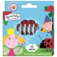Олівці воскові Ben & Holly's Little Kingdom