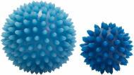 Еспандер-м'ячик з шипами для масажу NRD Агромак-С D83-D58