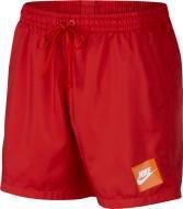 Шорты Nike M NSW JDI SHORT WVN FLOW AR2859-657 р. 2XL красный