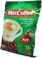 Кавовий напій MacCoffee 3 в 1 Лісовий Горіх 10х18 г (8887290101721)