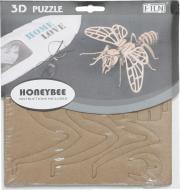3D-пазл бджола 15x15