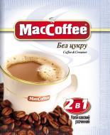 Кавовий напій MacCoffee 2 в 1 без цукру 12 г (8887290101288) (8887290101288)