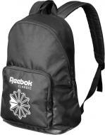 Рюкзак Reebok CL Core Backpack DA1231 18 л черный