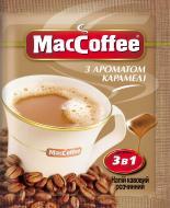 Кавовий напій MacCoffee 3 в 1 Карамель 18 г (8887290101905) 8887290101905