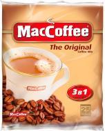 Кавовий напій MacCoffee 3 в 1 Original 25x20 г (8887290101035)