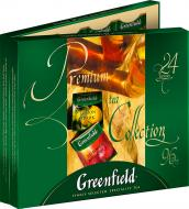 Набір чаю асорті Greenfield Premium tea Collection пакетики 96 шт. (4820022867872)