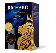 Чай чорний Richard Earl Grey 90 г (4820018738117)