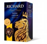 Чай чорний Richard Royal Ceylon 90 г (4820018738131)