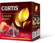 Чай фруктовий Curtis Summer Berries 20 шт. (4820018737882)