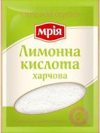Кислота лимонна 25г (4820154830270)