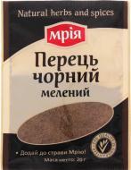 Перець чорний мелений ТМ Мрія 20 г 4820154830133