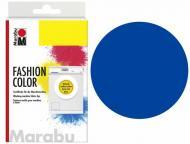 Барвник для тканин 91190058 (30 г) темно-блакитний Marabu