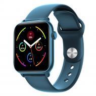 Умные часы King Wear KW37 с пульсометром Синий