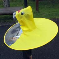 Дощовик-парасолька унісекс Kinder Marky Каченя M жовтий