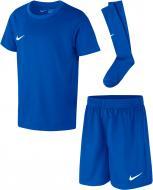 Костюм Nike LK NK DRY PARK KIT SET K AH5487-463 р. XS синий