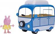 Игровой набор Peppa Pig Figurines Домик Пеппы на Колесах