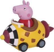 Игрушка Peppa Pig Мини-машинка из серии Когда я вырасту Пеппа в Ракете