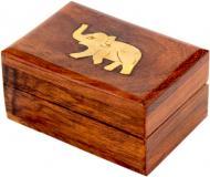 Скринька дерев'яна Слоненя WB106-1