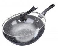 Сковорода вакуумная Supretto WOK Черный (5353)
