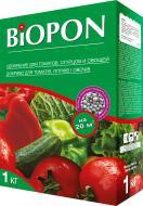 Добриво гранульоване Biopon для помідорів, огірків та овочів