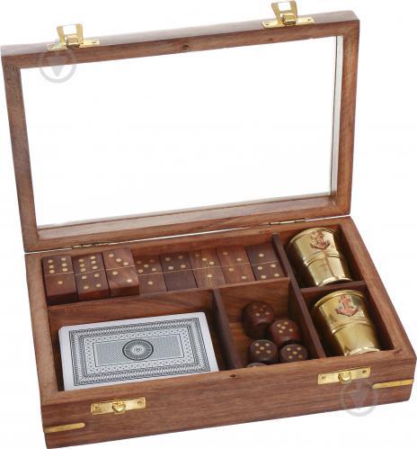 b52038fe696cd7 ᐉ Ігровий набір в дерев'яному футлярі G690 • Краща ціна в Києві ...