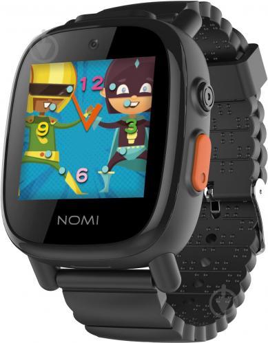 ᐉ Смарт-годинник Nomi Kids Heroes W2 black • Краща ціна в Києві ... ad7ee03ff1146