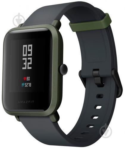 Смарт-часы Amazfit Bip Kokoda green - фото 1