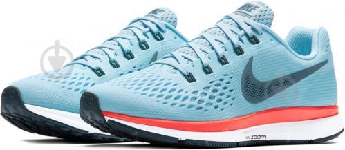 3cee82ed ᐉ Кросівки Nike Air Zoom Pegasus 34 880555-404 р.9,5 блакитний ...