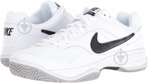 Кроссовки Nike Court Lite 845021-100 р. 10 белый - фото 4