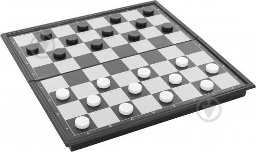 Игровой набор Shantou Шахматы, шашки, нарды 3 в 1 I307289 - фото 3