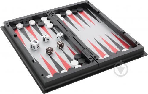 Игровой набор Shantou Шахматы, шашки, нарды 3 в 1 I307289 - фото 2